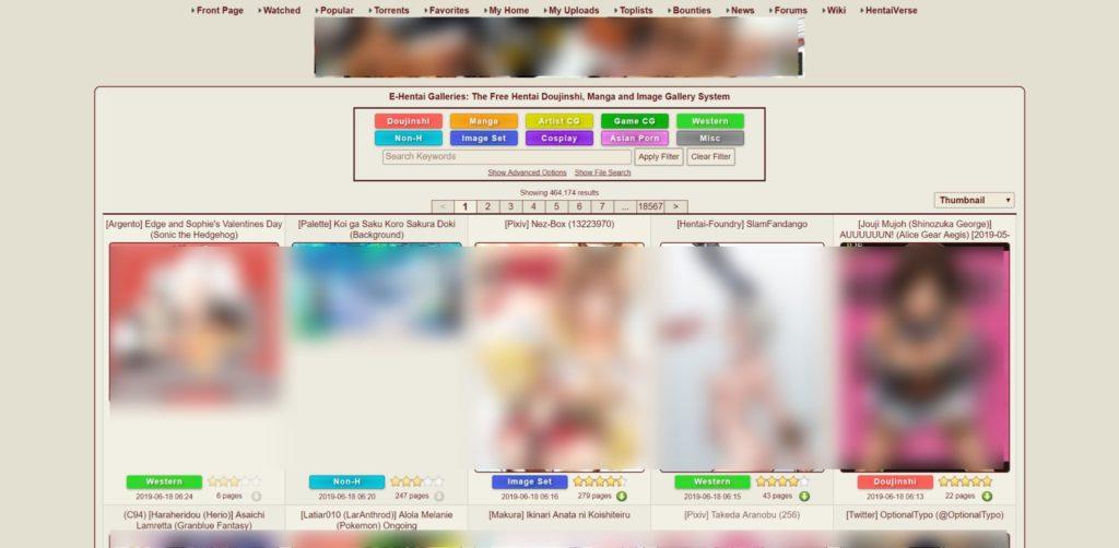 まとめ E サイト hentai